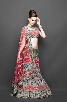Elegant Indian Clothing & Wedding Outfits: Glam up Your Style with Scintillating Indian Trend...