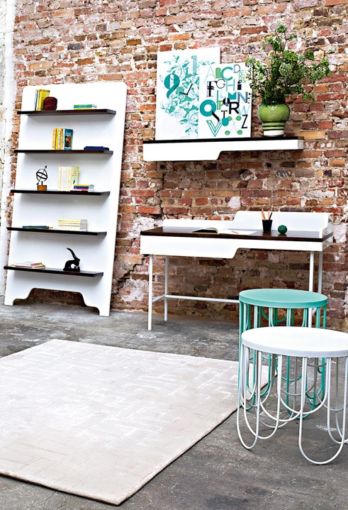 17 best images about d co industrielle on pinterest style sons and tables - Sam baron la redoute ...