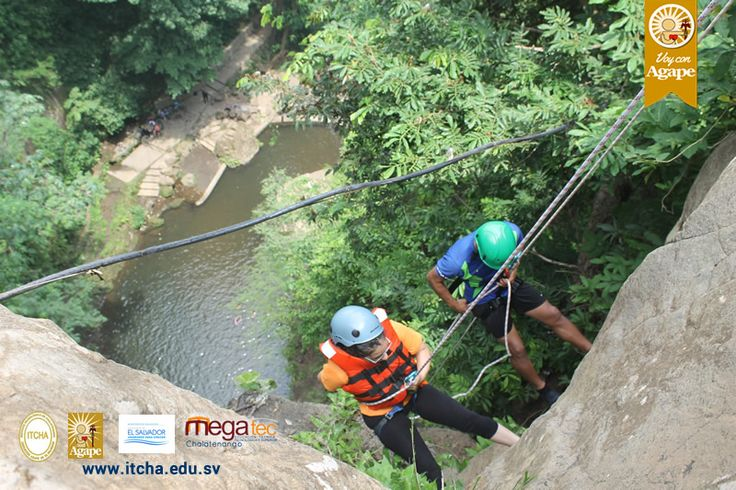 Turismo de Aventura, Curso de Rescate Vertical