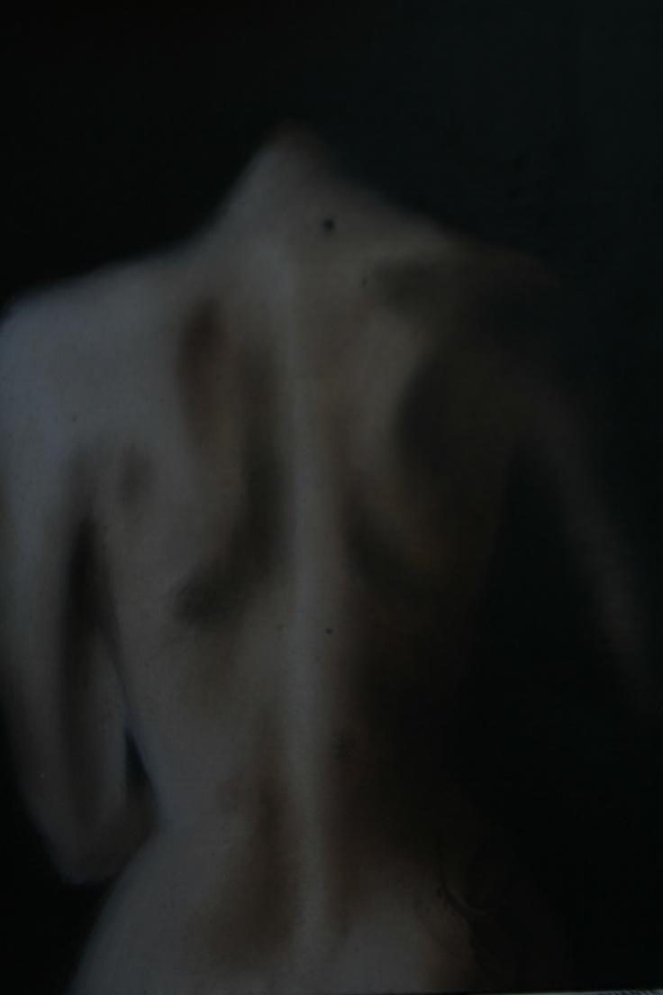 Oleo sobre lienzo 12 x 15 cm  Lujuria. 2013