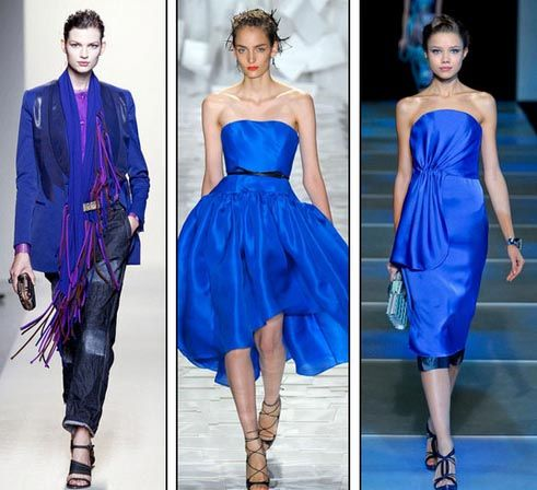 Trendy colours of autumn-winter 2013-2014