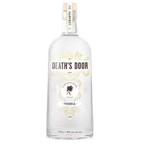 Death's Door vodka is great in a bloody mary