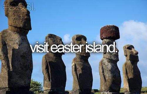 Conozco esta Isla, pertenece a Chile, de donde soy, y es maravillosa!