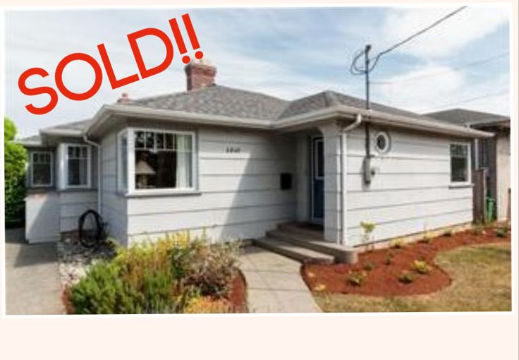 Just Sold! Charming rancher in #Oaklands So happy for my buyers, this was the perfect fit! #yyjre #sold #yyjproperties #mls