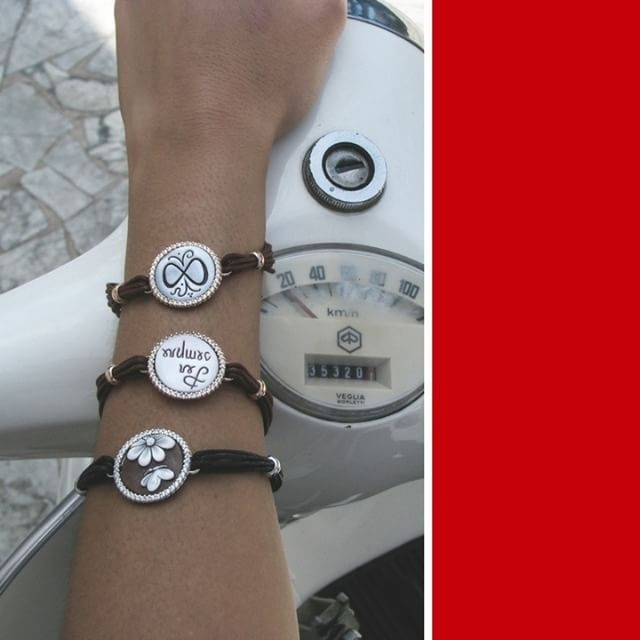A cameo bracelet for every mood!  #donadiojewelry #cameojewelry #bracelet #love