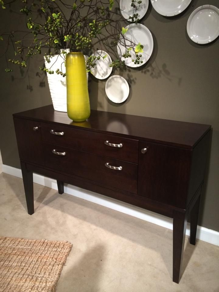 A Sleek Buffet Like This One Would Be A Convenient And Stylish Addition To  Your Dining Room. Would You Like To See This Piece At Gallery Furniture?