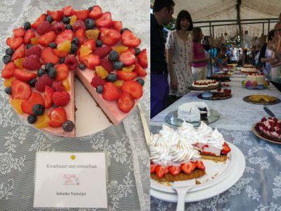 festival der zoete verleidingen #drenthe #doen #adres #zomer #taart #bakken