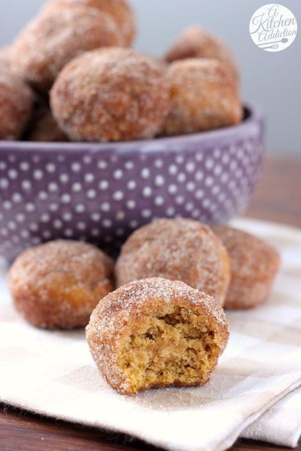 ... Sugar Pumpkin Donut Muffins | Recipe | Donuts, Pumpkins and Muffins