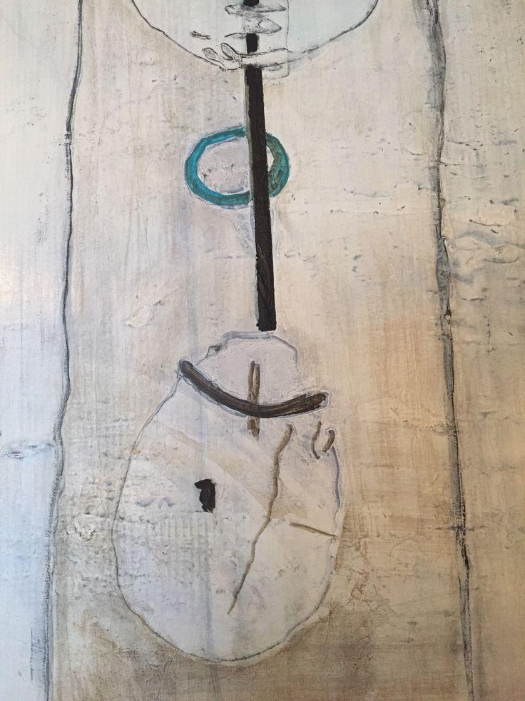 SHH - Silence Acrylic on canvas