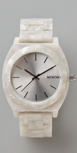 Nixon Acetate Watch - love this!!