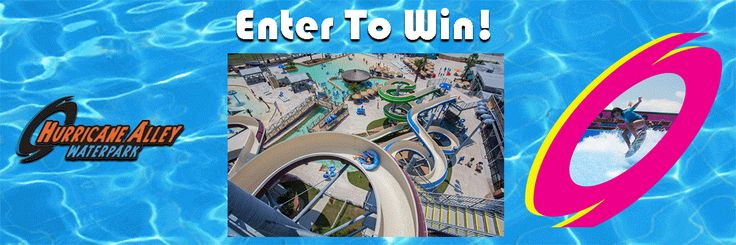 Hurricane Alley - May Contest: 4-Pack of Tickets & Cabana Rental