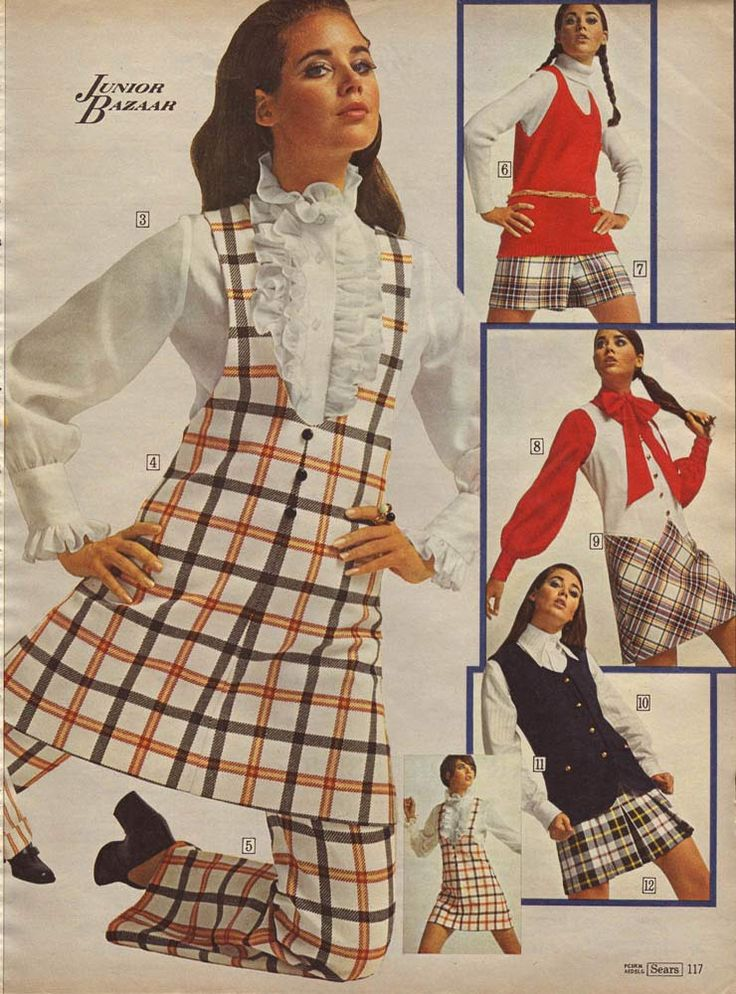 1960s Fashion For Women Girls 60s Fashion Trends Photos And More Projects To Try