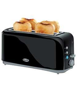 Breville VTT233 4 Slice Toaster - Black.