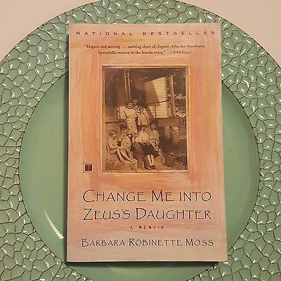 Change Me into Zeus's Daughter by Barbara Robinette Moss (2001, Paperback) | eBay Shopping | ALL NON-CLOTHING items are being moved from These Threads store to this new account.