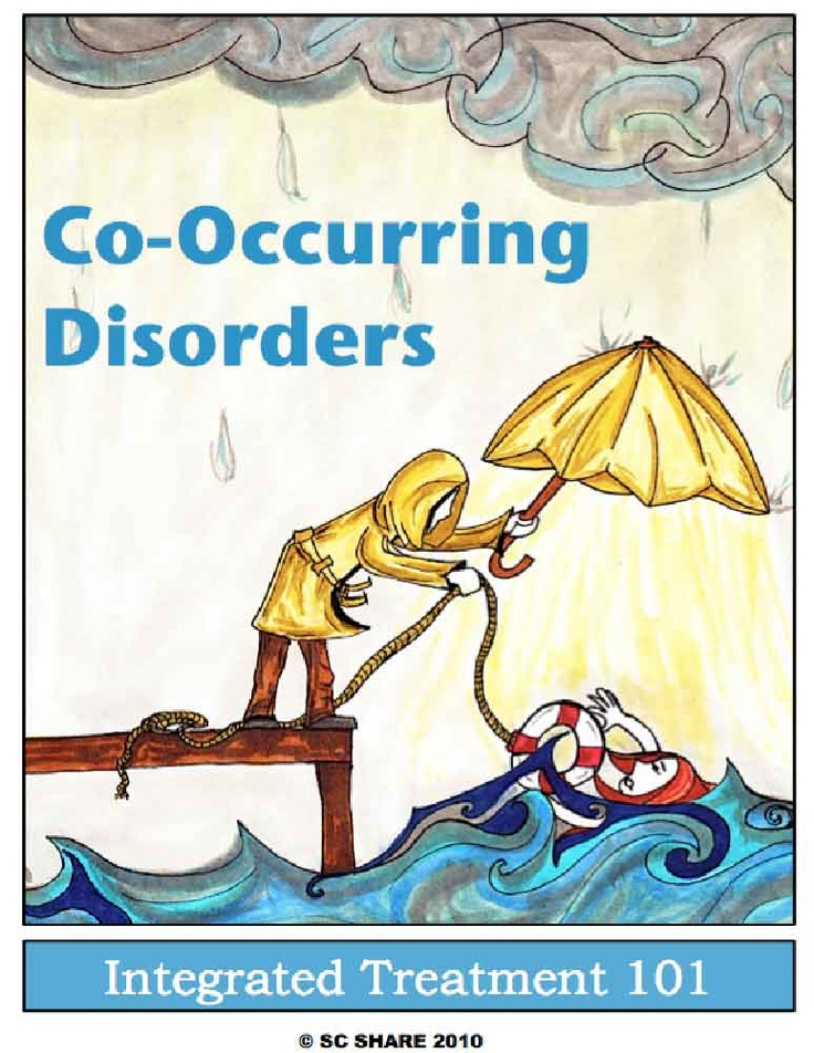 co occurring disorders and addictio essay Treatment of drug and intoxicant dependence is rarely every bit simple as simply turn toing the peculiar chemicals addict is taking into his organic structure more frequently than non nuts suffer from other upsets in concurrence with their chemical dependence.