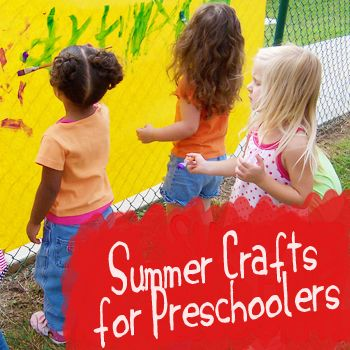 Summer Is In Full Swing! Keep Your Preschoolers Busy With This Collection of Fun Activities