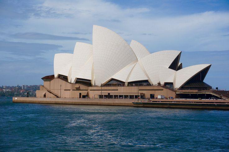 L'Opéra de Sydney, Australie / Sydney Opera House, Australia