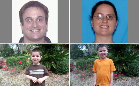 Parents, kids sought in Tampa kidnapping case; Amber Alert issued