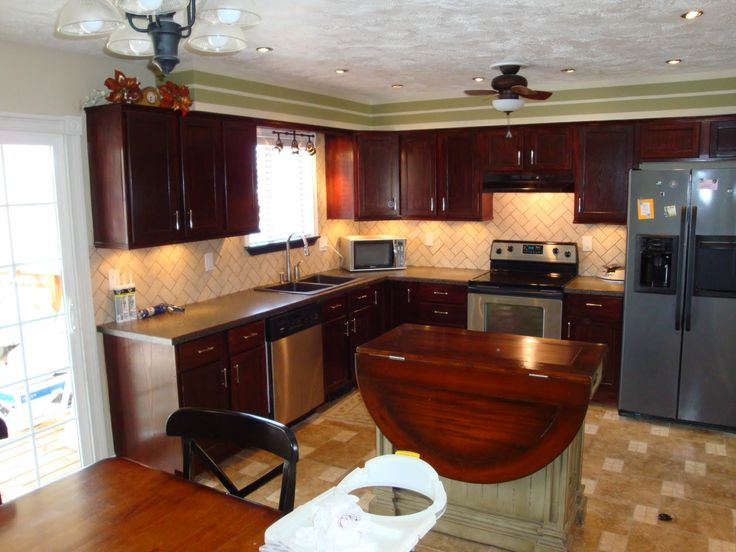 What Paint Finish For Kitchen Soffits