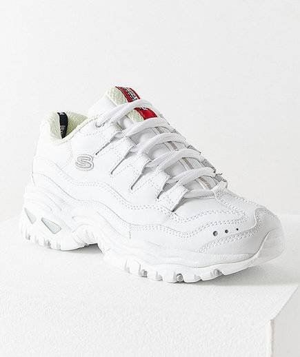 more photos 7068e 0b0b6 Skechers Energy Jogger Sneaker   Dress up these chunky kicks with a  feminine frock for the ultimate  90s-inspired look. Bonus  they also  feature memory foam ...