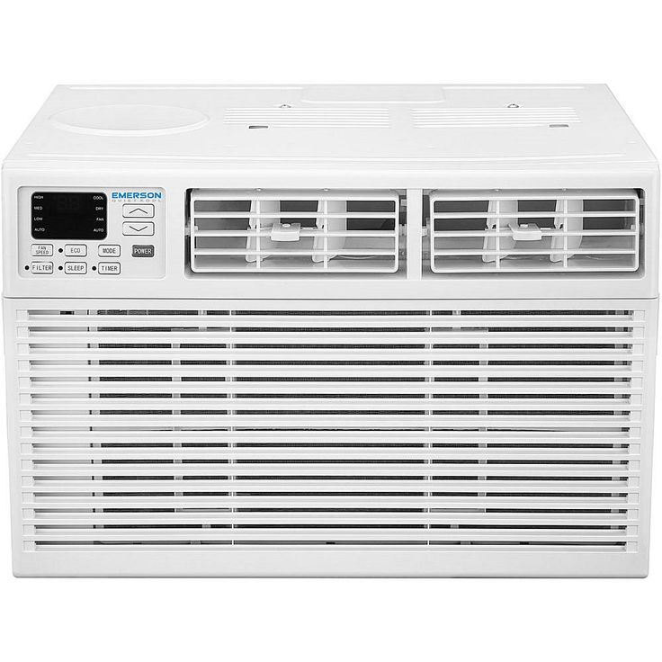 Emerson Quiet Kool Emerson 12,000 BTU 115V Window Air Conditioner with Remote Control