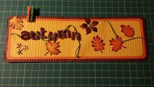 Tag Autumn. Ann Friks Original