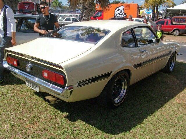 Ford Maverick GT 1977