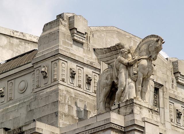 Milano Centrale by colros, via Flickr