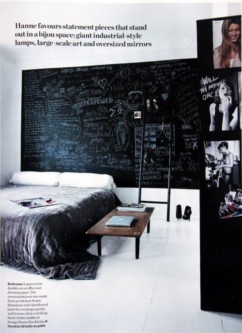 karatahta duvar /chalkboard wall
