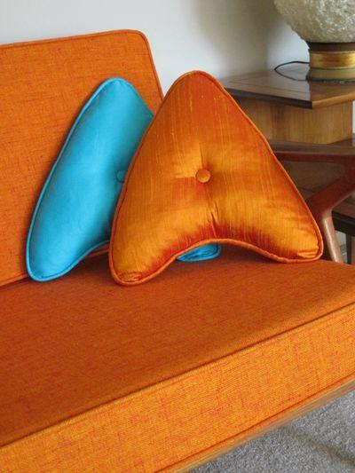 Star Trek communicator throw pillows. File under: Things I need in my life immediately.