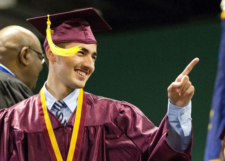 The 2016 Southern Guilford High School graduation took place at 6 p.m. Saturday, June 4, at the Greensboro Coliseum in Greensboro, N.C.
