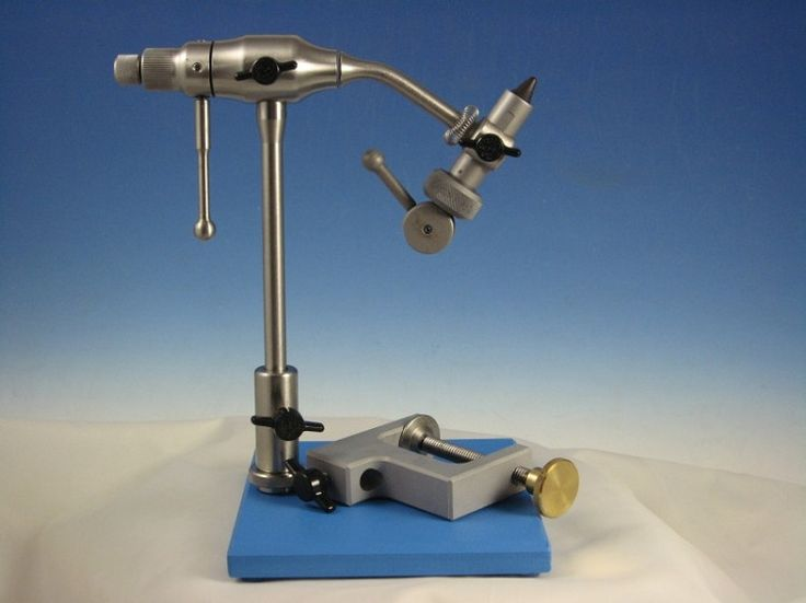 Anvil USA's Atlas Fly Tying Vise