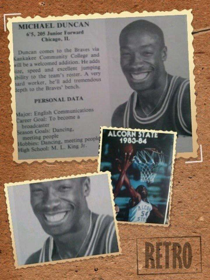 Celebrities Who Played High School Basketball-Michael Clarke Duncan