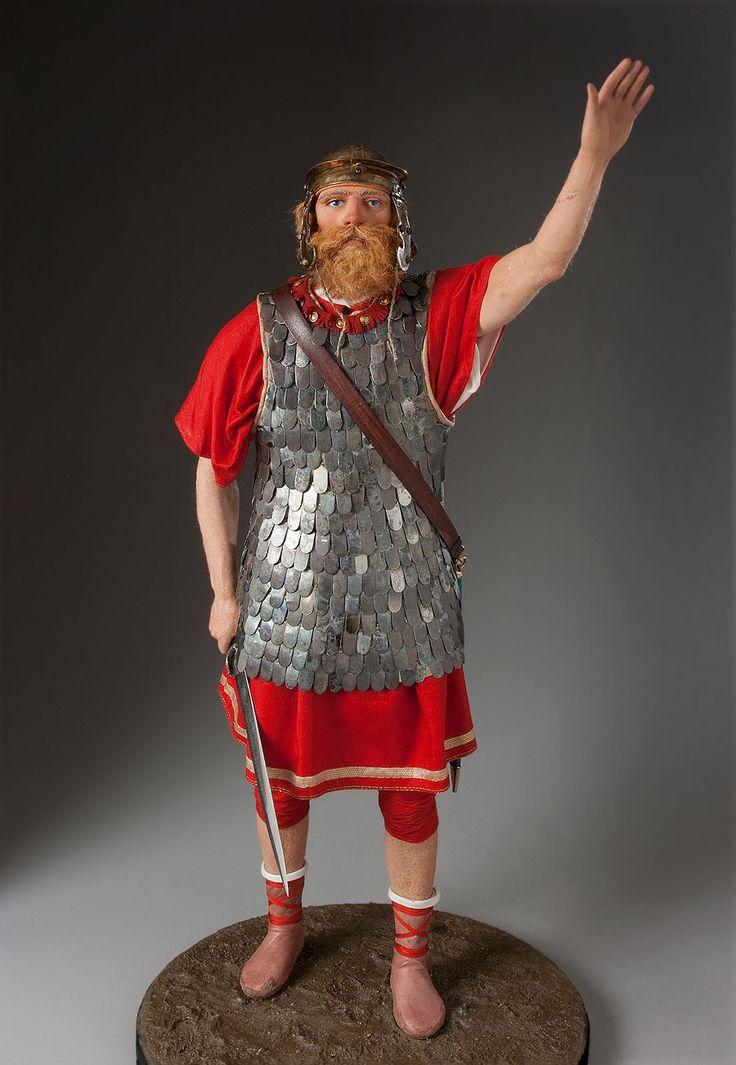 Арминий (лат. Arminius, 16 год до н. э. — ок. 21 года) — вождь германского племени херусков, нанёсший римлянам в 9 году одно из наиболее серьёзных поражений в Тевтобургском Лесу.
