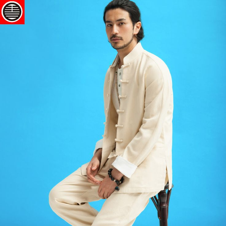 Husenji New Chinese Style Casual Tang Suit