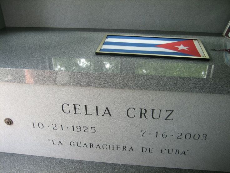 """Celia Cruz - Cuban singer of latin music. The most popular latin artist of the 20th century, she earned twenty-three gold albums and was a recipient of the National Medal of Arts. She was renowned internationally as the """"Queen of Salsa"""", """"La Guarachera de Cuba"""", as well as The Queen of Latin Music."""
