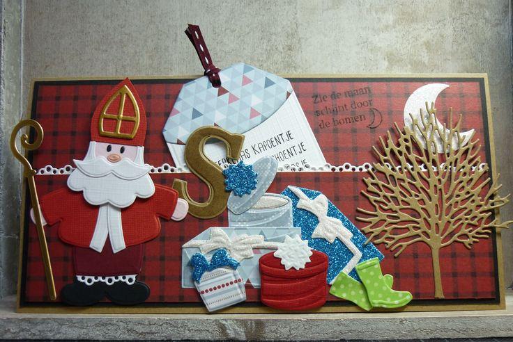 (EK) Sinterklaas Kapoentje!!