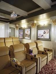 basement home theater design.  basement home theater movie design ideas room Best 25 Home on Pinterest