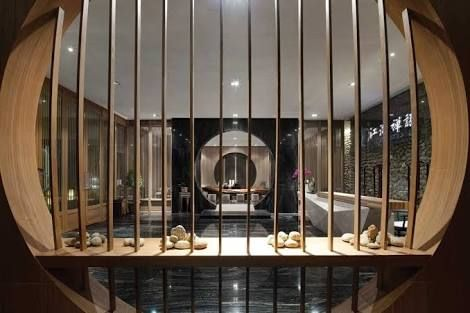 Image result for Zen Resort & Spa Sales Center in Yichun City, China