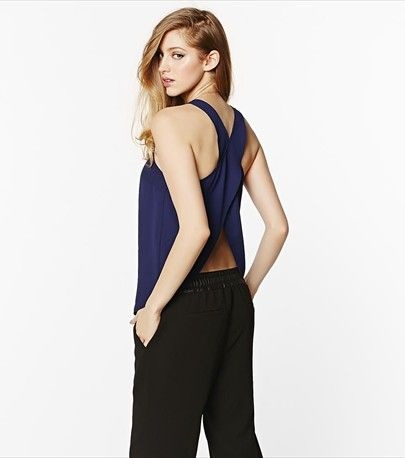 This tank top perfect cross between cute and trendy! ❈