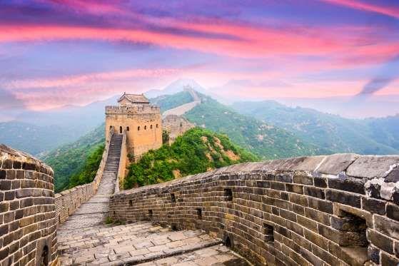 China faz vaquinha virtual para salvar a Grande Muralha
