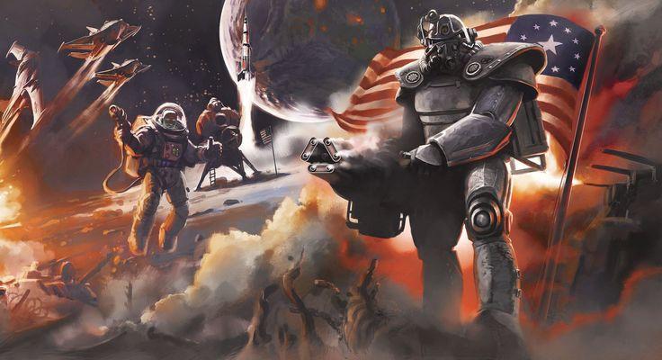 fallout 4 bethesda game studios bethesda softworks power armor ...