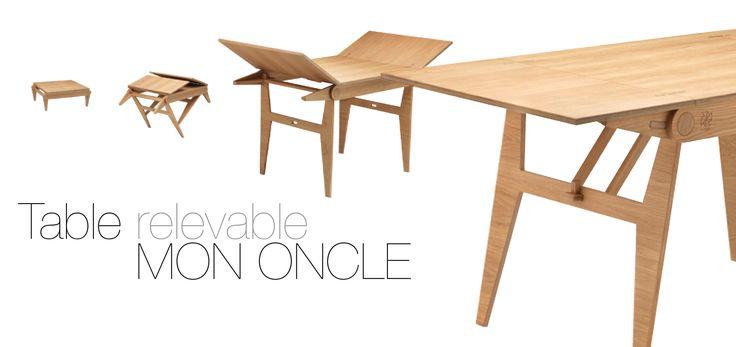 die besten 25 platzsparender tisch ideen auf pinterest platzsparender tisch. Black Bedroom Furniture Sets. Home Design Ideas