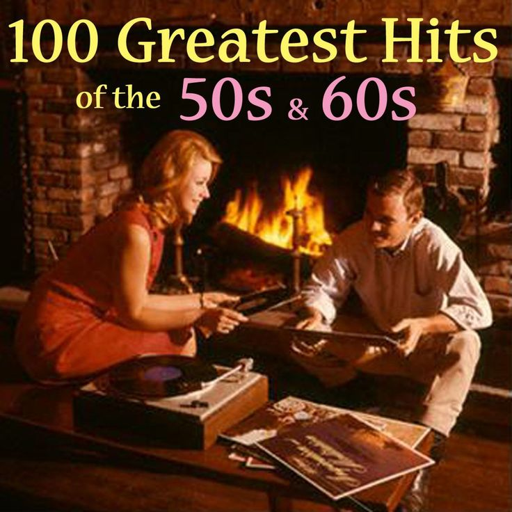 Various Artists - 100 Greatest 50s & 60s Hits (AudioSonic Music) [Full A...