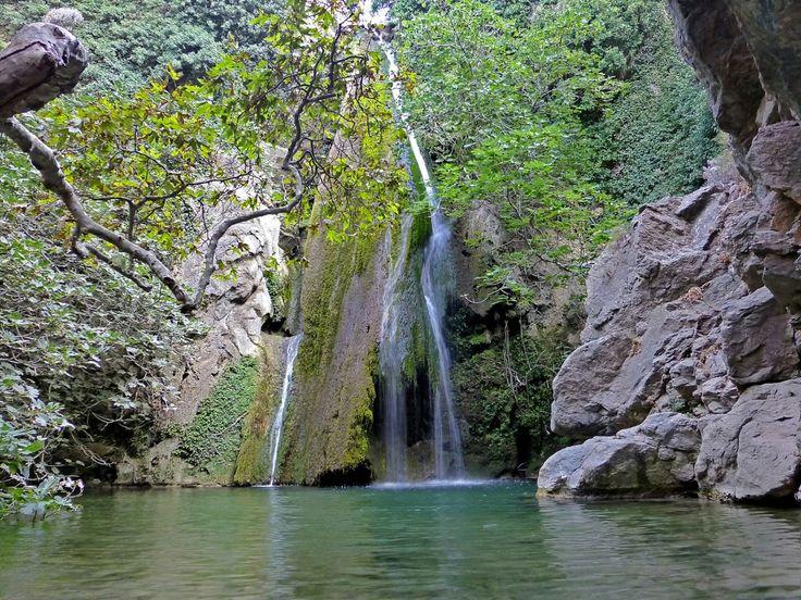 """Richtis Gorge, a hidden paradise"" by Kostas Drosopoulos"
