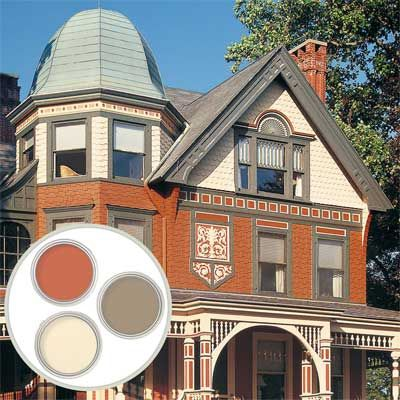 35 Best Images About Historic Colors On Pinterest House Queen Anne And Paint Colors