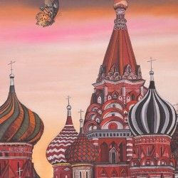 Russia LGBT Rights Update 2/11/14:  --Why hasn't SF Mayor Ed Lee spoken out against Russia? --UK's Olympic delegation head won't stop his athletes from protesting; but UK Olympic Chairman says he's against boycotts --New Canadian PSA makes fun of Russian games --UK street artist's mural protests Russian treatment of LGBT citizens --Putin cuddled with a bisexual --Online LGBT support group being investigated under gay propaganda law