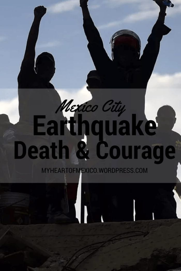 Mexico Earthquake Stories and Relief
