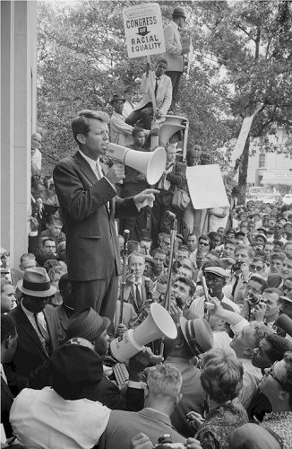 Civil Rights Movement Bobby Kennedy