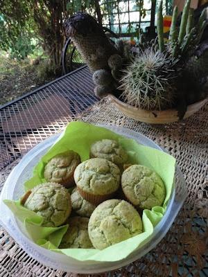 Trattoria Muvara: Muffin al pesto